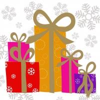 Napkins 33x33 cm - Elegant Gifts