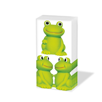 handkerchiefs Frogs