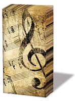 Taschentücher La musica