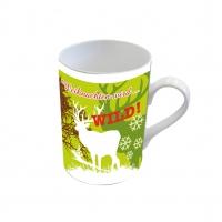 porcelain cup Wilde Weihnachten