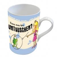 tasse de porcelaine Umtauschen