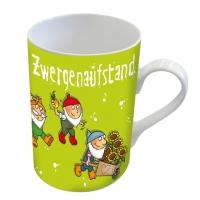 porcelain cup Zwergenaufstand