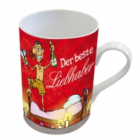 porcelain cup Der Beste Liebhaber
