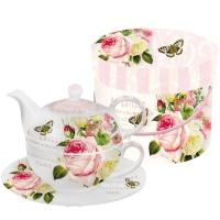 Tea 4 One Jardin Rose