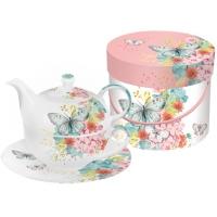 Tea 4 One Louise Butterfly