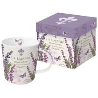 porcelain cup La Lavande