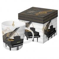 tasse de porcelaine Concerto Piano