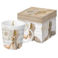 tasse de porcelaine Concerto Ballet