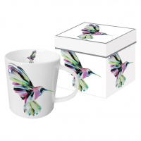 tasse de porcelaine Corfu Hummingbird