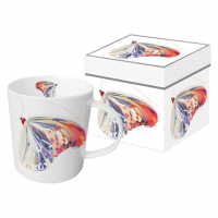 tasse de porcelaine Corfu Butterfly