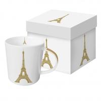 **)taza de la porcelana Paris Style