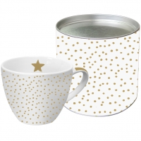 +*)tazza di porcellana The Star Money
