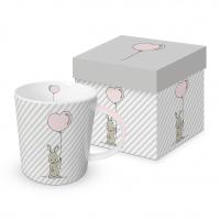 tasse de porcelaine Louise