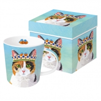 tasse de porcelaine Princess Grace