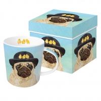 tasse de porcelaine Hudson