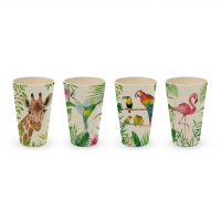 Mug Bamboo Tropical