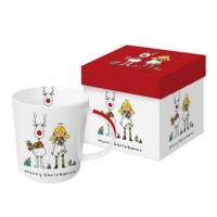 taza de la porcelana Rudis Friend