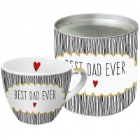 Porcelain Cup - Best Dad Ever