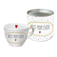 Porcelain Cup - Best Mom Ever