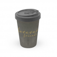 )Bamboo mug - Forever Friends