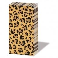 Taschentücher Leopard Skin