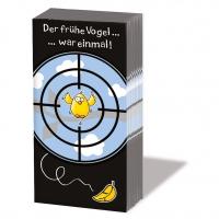 Taschentücher - Früher Vogel