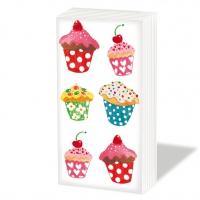 Taschentücher Sweet Cupcakes