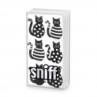 Taschentücher Six Cats