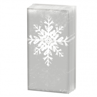 handkerchiefs Ice silver