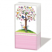 pañuelos de papel Love Tree white
