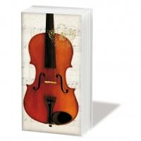 pañuelos de papel Concerto violino