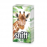 handkerchiefs Tropical Giraffe