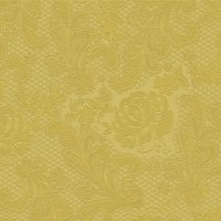 Lunch napkins Lace embossed gold