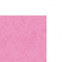 Cocktail napkins Lace Embossed pink