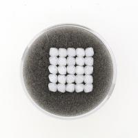 Perlas Swarovski Cristal 4 mm Doppelkegel