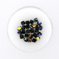 Swarovski Glass Beads 4 mm Doppelkegel