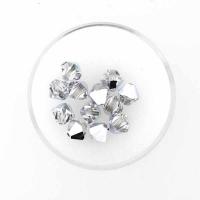Swarovski Glasschliffperlen 6 mm Doppelkegel