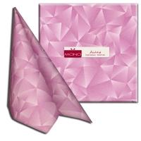 Dinner Servietten Prism rosa