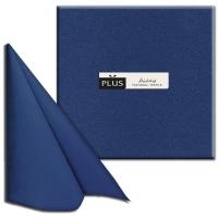 Airlaid Dinner Servietten - blue