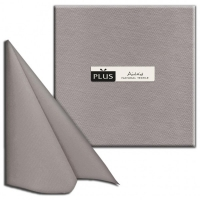 Serviettes dinner grigio