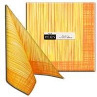 Dinner napkins Ribo arancio