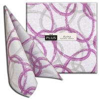Dinner napkins Glam Viola