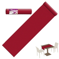 20 Table Runner 40x120 cm UNICOLOR Bordeaux