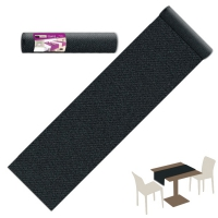 20 Table Runner 40x120 cm UNICOLOR Nero