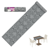 20 Table Runner 40x120 cm VICTORIA Grigiro