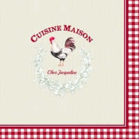 Lunch napkins Culsine Maison