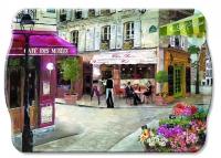 Tablett Rue de Paris