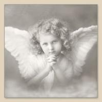 Lunch Servietten Angel Prayer