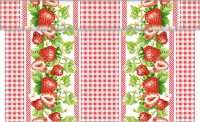Table Runner ERDBEEREN