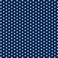 Cocktail napkins Bolas dark blue